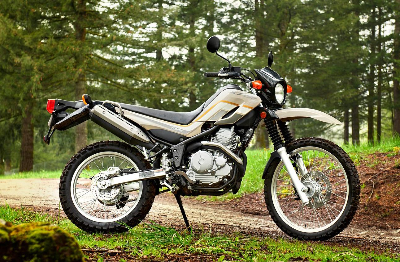Yamaha XT 250 technical specifications